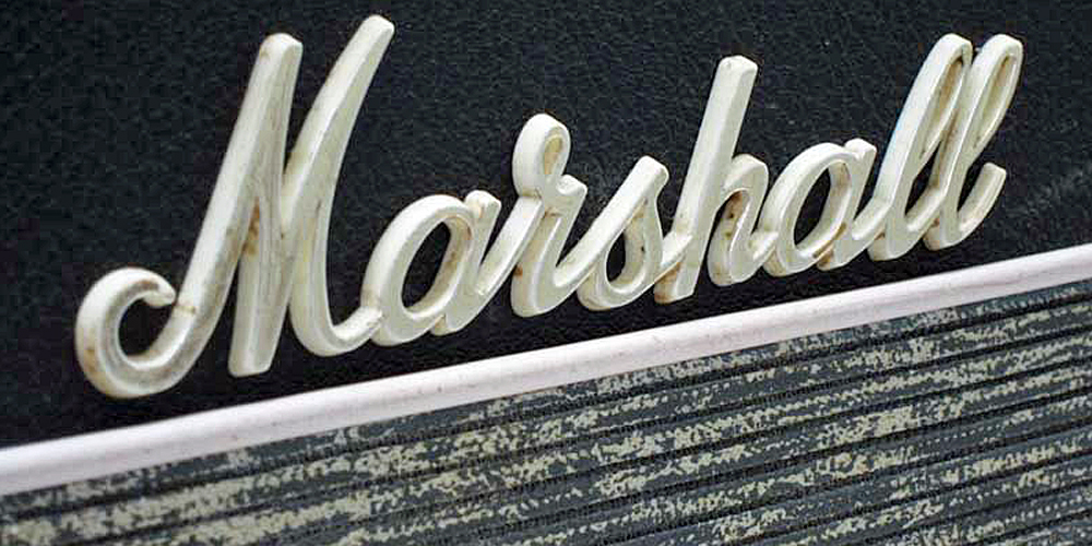 How To Spot Fake Vintage Marshall Gear, Plexi, Pinstripe   - Bygone