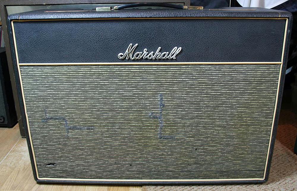 Fake Marshall plexi amps bluesbreaker combo