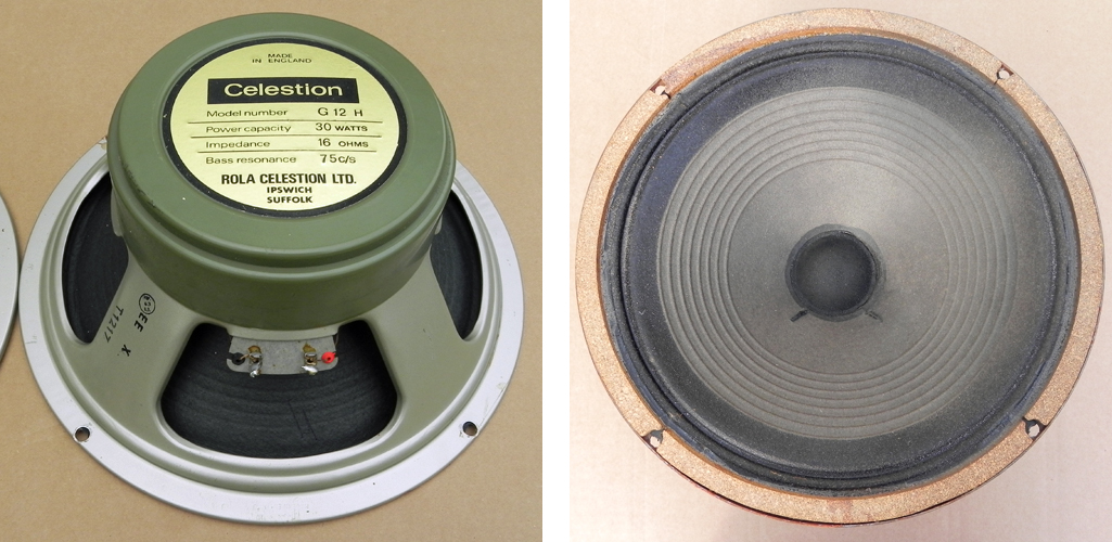 Celestion greenback G12H T1217