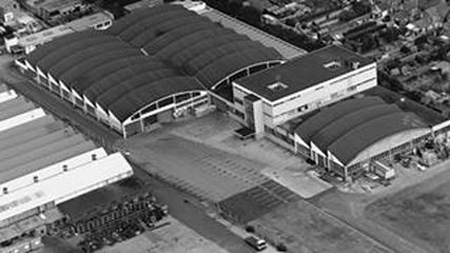 Rola Celestion Ipswich factory