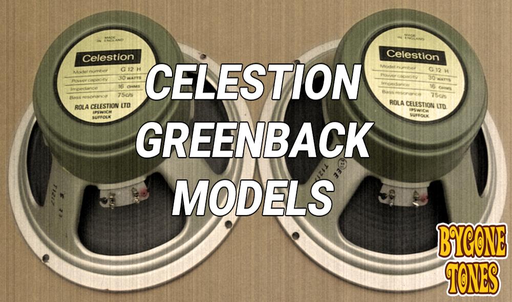 GreenbackModels