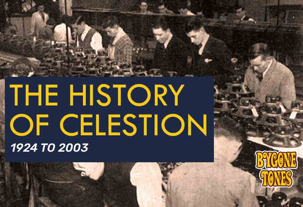 The History Of Celestion